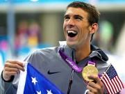 Thể thao - Vua HCV Olympic M.Phelps: Mấy nghìn năm nữa mới có người thứ hai? (P3)