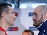 Tin thể thao HOT 17/8: Klitschko đâm đơn kiện Fury