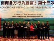 Thế giới - TQ-ASEAN sắp hoàn thành bộ quy tắc ứng xử ở Biển Đông