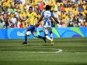 "Chi tiết Brazil - Honduras: Neymar  "" chốt hạ ""  (KT)"