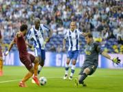 Porto - Roma: Bàn thắng sân khách quý giá
