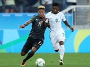 Nigeria - Đức: Xứng đáng vào chung kết