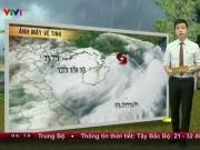 Tin tức trong ngày - Dự báo thời tiết VTV 18/8: Bão số 3 liên tục mạnh lên