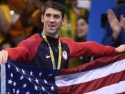 Thể thao - Khoe 5 HCV, Michael Phelps tri ân huyền thoại bơi lội