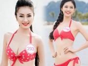 """Thời trang - HOT: Ảnh bikini mới """"nóng rực"""" của thí sinh Hoa hậu VN"""