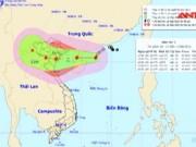 Video An ninh - Bão số 3 tăng cấp, sắp đổ bộ vào miền Bắc