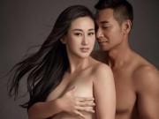 """Phim - Sao """"Hoàng Phi Hồng"""" khỏa thân bên vợ bầu"""