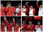 Olympic 2016 - Trung Quốc ẵm trọn 4 HCV bóng bàn Olympic: Quyền lực vĩnh cửu