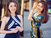 Thời trang - Blogger Việt không chỉ xinh như hoa hậu còn mặc đẹp