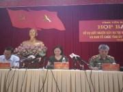 Họp báo vụ lãnh đạo Yên Bái bị bắn: Nghi phạm đã tử vong
