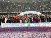 Bóng đá - Barca đoạt Siêu cúp TBN: Danh hiệu nhỏ, niềm tin lớn