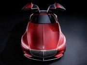 """Tư vấn - """"Tuyệt tác"""" Vision Mercedes-Maybach 6 lộ diện"""