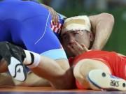 """Thể thao - Đô vật """"chết lâm sàng"""" trở lại giật HCV Olympic"""