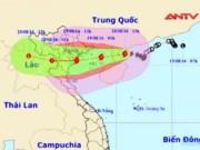 """Video An ninh - Tin bão khẩn: Bão số 3 sắp """"càn quét"""" khắp Bắc Bộ"""