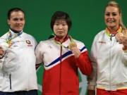 Olympic 2016 - Bảng xếp hạng Olympic: Bất ngờ Triều Tiên là số 1