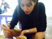 Ca nhạc - MTV - Dáng ngồi ít ai ngờ ngoài đời thực của mỹ nhân Việt