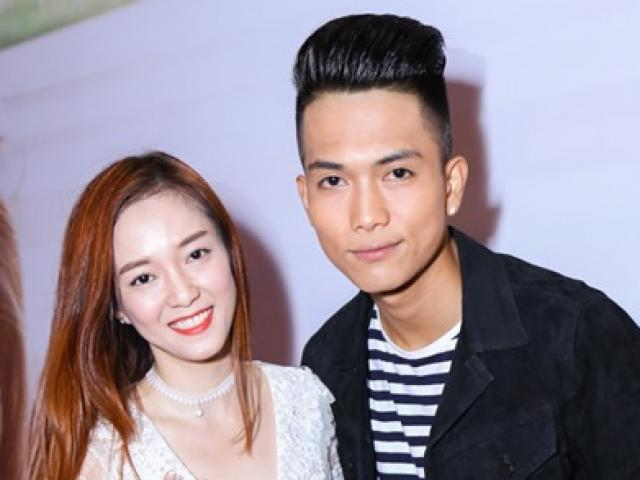 Đinh Hương trao Big Daddy 4 nụ hôn trong lần gặp đầu tiên