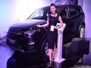 Tin tức ô tô - Công bố giá Land Rover Discovery Sport 2.2L SD4