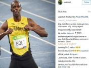 """Thể thao - 161 giây lấy 8 HCV Olympic: """"Người ngoài hành tinh"""" U.Bolt"""