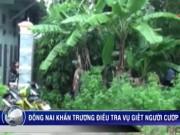 Video An ninh - Cụ ông chết thảm bên chiếc búa tạ dính máu