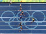 Olympic 2016 - Olympic: Đoạt Vàng, Usain Bolt vẫn chưa thấy vui