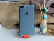 Dế sắp ra lò - Trên tay iPhone 7 Plus màu xanh dương, camera kép