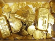 Tài chính - Bất động sản - Giá vàng chiều 19/8: Đảo chiều tăng giá