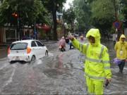 Tin tức trong ngày - Tin bão số 3: Danh sách tuyến đường nguy cơ ngập ở Hà Nội