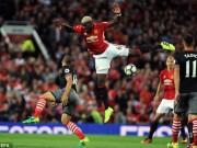 Bóng đá - Ra mắt ấn tượng, Pogba được so sánh với huyền thoại