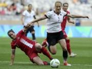 Bóng đá - Thụy Điển - Đức: HCV thuyết phục (CK bóng đá nữ Olympic)