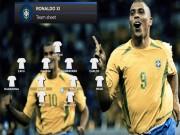 Bóng đá - Đội hình mọi thời đại của Rô béo: Có Messi, không CR7