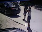 An ninh Xã hội - Táo tợn nổ súng, mang kiếm truy sát 1 gia đình giữa ban ngày