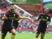 Stoke - Man City: 2 quả penalty và 2 cú đúp