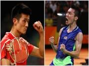 Thể thao - Lee Chong Wei - Chen Long: Nỗi đau kéo dài (CK cầu lông Olympic)