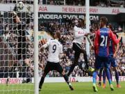 Tottenham - Crystal Palace: Vỡ òa vào phút cuối