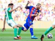 Bóng đá - Barca - Betis: Mãn nhãn 8 bàn thắng
