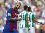 Bóng đá - Tỏa sáng trận ra quân, Messi gửi chiến thư đến Ronaldo