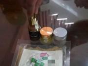 Thị trường - Tiêu dùng - Thâm nhập 'lò' sản xuất mỹ phẩm Đông y tự chế giữa lòng HN