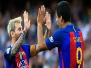 """Bóng đá - """"Barca tiệm cận hoàn hảo, Messi như quái thú"""""""