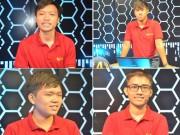 Bạn trẻ - Cuộc sống - CK Olympia 2016: Gặp gỡ 4 chàng trai trước giờ G