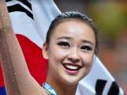 Thể thao - Thẫn thờ xem VĐV xinh như Hoa hậu tranh tài Olympic