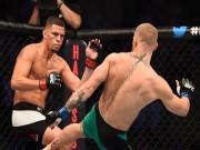 Thể thao - McGregor - Diaz: 5 hiệp đấu căng thẳng (UFC 202)