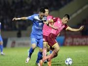 Bóng đá - Sôi động V-League 21/8: B.BD, Than QN hưởng trọn niềm vui