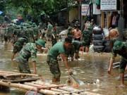 Tin tức trong ngày - 15 người chết và mất tích trong bão Thần Sét