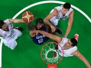 Olympic 2016 - Tin nóng Olympic ngày cuối: Bóng rổ nam Mỹ lại vô đối