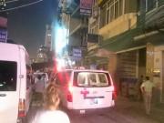 Tin tức trong ngày - Hà Nội: Nổ lớn tại nhà nghỉ, một người bỏng nặng