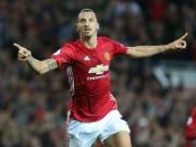 Bóng đá - MU: Ibrahimovic đã thấy cúp vô địch Premier League