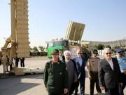 Thế giới - Iran tiết lộ hệ thống phòng không tự sản xuất đầu tiên