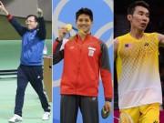 Thể thao - Bảng xếp hạng Olympic ĐNÁ: Thái Lan số 1, Việt Nam số 3