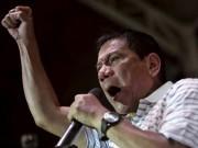 """Thế giới - Họp báo nửa đêm, ông Duterte """"đuổi"""" hết """"người cũ"""""""